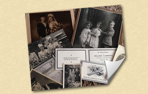 About Family History | Family Trees | Genealogist | Family Tree Researcher | Lisa Dunbar