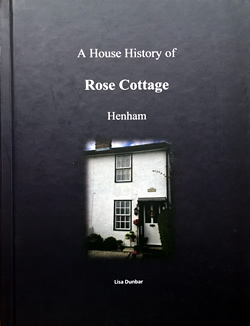 A House History of Rose Cottage